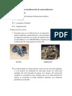 Técnicas de fabricación de semiconductores