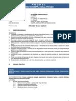 DERECHO Internacional Privado Programa 2013-2 (1)