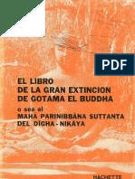 Buddha - El Libro de la Gran Extinción