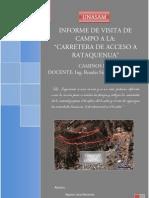 Informe Campo