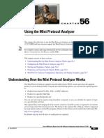 Using Mini Protocol Analyzer