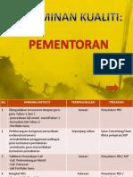 penjaminankualitipementoran-130215192545-phpapp02