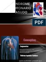 seminario sindrome coronario