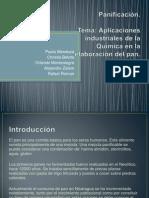 Aplicaciones Industriales de La Quimica en La Elaboracion Del Pan