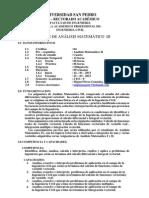 Silabus Analisis III (Miguel Perez)