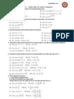Practica Funciones de Varias Variables