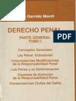 Derecho Penal Tomo I Garrido Montt Mario