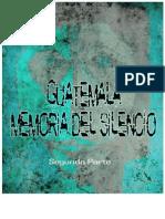 32734473 Guatemala Memoria Del Silencio II