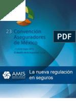 AMIS Conferencia Manuel Aguilera Verduzco - 7 de Mayo de 2013