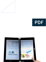 Dual Toch Screen Laptop2007
