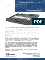 Rack Mount Keyboard w/ NEMA 4 keyboard - Chassis Plans CKX Rackmount Keyboard