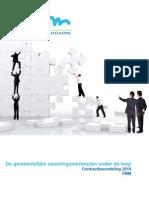 Rapport Contractbeoordeling 2010 TW