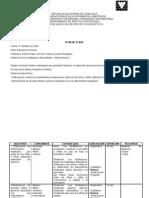 Plan de Clase Fase Ejecucion de Proyectos