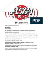 Spl Open Show Rules English2