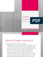 staph infection pp