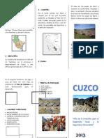 Departamentodel Cuzco