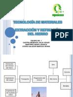 Extraccion Del Hierro1