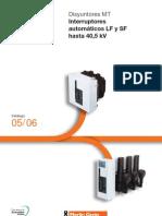 Catalogo Interruptores Automaticos Sf y Lf (1)