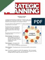 Strategic Plan Template 1-10
