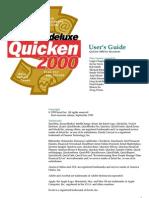 Quicken 2000 Deluxe User's Guide for Macintosh