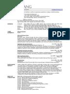 randy pang resume