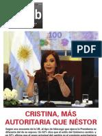 Encuesta Belgrano