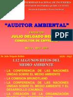 Curso Auditoria Ambiental