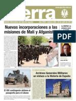 Boletín Informativo Tierra nº 209 (abril)
