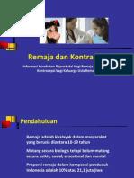 06 Remaja dan Kontrasepsi CTU 11.ppt