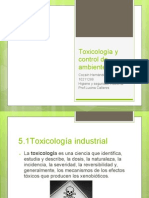 Toxicología y control de ambiente.pptx