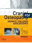 Cranial Osteopathy for Infants, Children