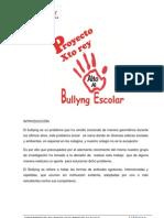 Proyecto Del Bullying 2013