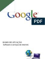 Google modelo de negócio