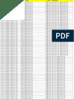 Programación Docente Segundo Semestre 2012 (2012-20)