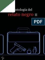 Antologia Del Relato Negro II