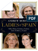 Ladies of Spain - Andrew Morton
