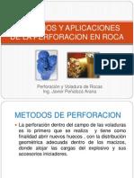 Principios y Aplicaciones de La Perforacion en Roca -Tema 01