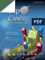 Catalogo Canitec 2012