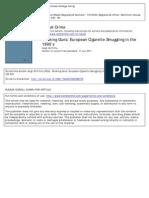 Hugh Griffiths-Smoking Guns-European Cigarette Smuggling in the 1990s
