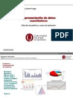 Elección de graficos y casos de aplicación