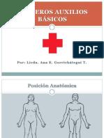 Primeros Auxilios - Signos Vitales-modulo1- 2