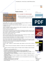 NR-01 – Disposições gerais – Ordem de Serviço – Academia Platônica de Ensino