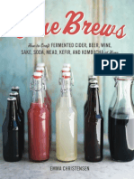 Recipes from True Brews by Emma Christensen