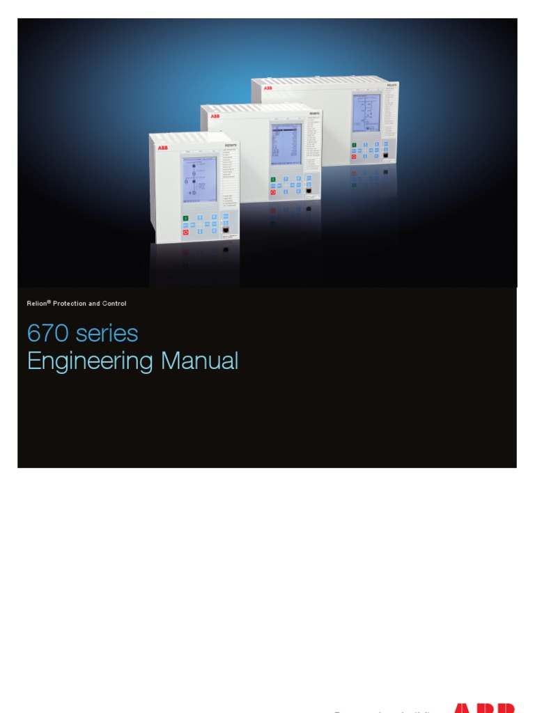 1MRK511240-UEN a en Engineering Manual 670 Series 1.2 | Ip Address | Port  (Computer Networking)