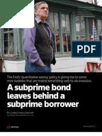 Subprime Bubble 2.0