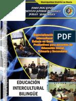 Modulo de Eib Pedagogico 2010 Hvca