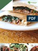 Dinner in a dash recipe ebook