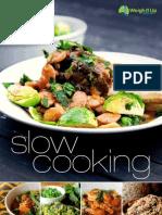 Slow cooking recipe ebook