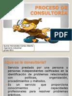PROCESO DE CONSULTORÍA. exposicion