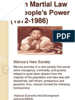 From Martial Law to People's Power (1972-1986)1